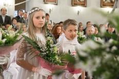 Pierwsza Komunia Święta, 14.05.2017r.