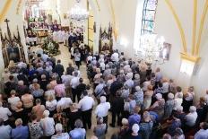 Pogrzeb ks. prałata Józefa Brzeźniaka, 3.08.2017r.