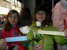 Róża dla Jezusa, 2.04.2016r.