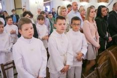 Rocznica Pierwszej Komunni Świętej, 21.05.2017r.